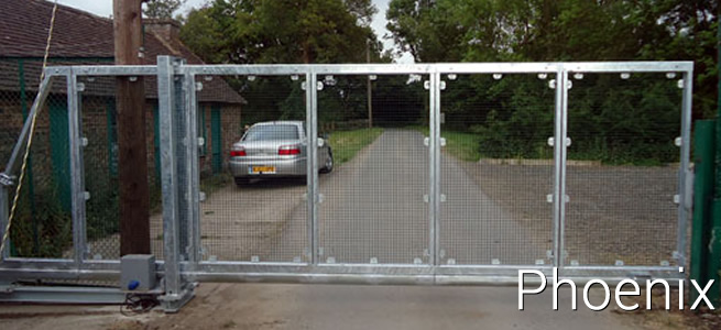 Modular perimeter security for commercial and industrial premises: Phoenix