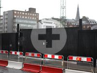 Case study: construction site gate