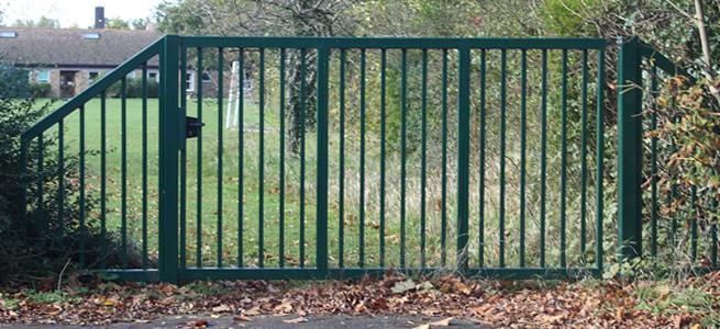 Perimeter security case study - educational site: Staplehurst School